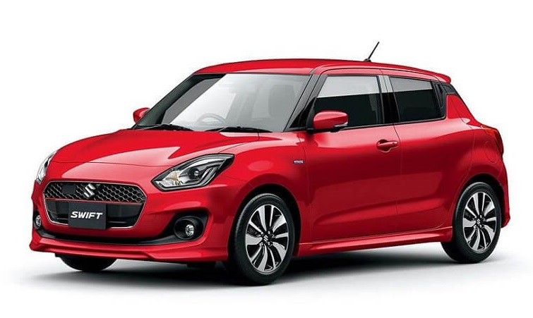 2017 Swift Pics red