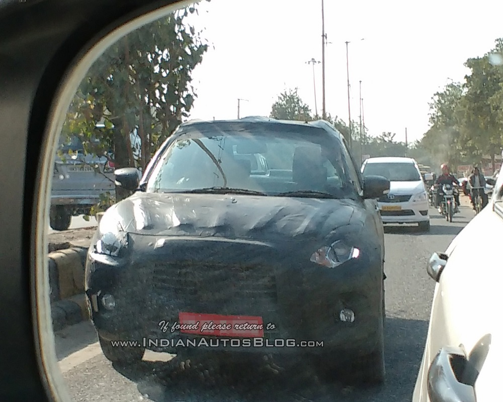 2017 Dzire Launch spy pic front
