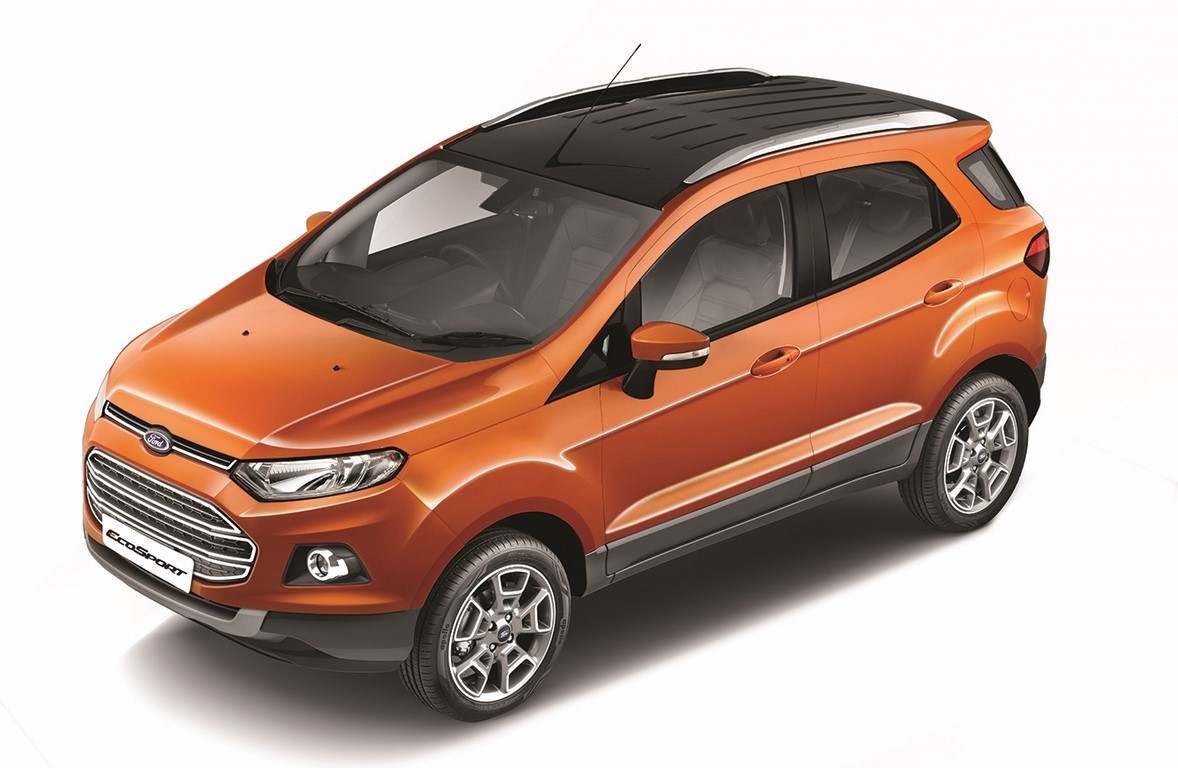 launched new ecosport platinum price features changes. Black Bedroom Furniture Sets. Home Design Ideas