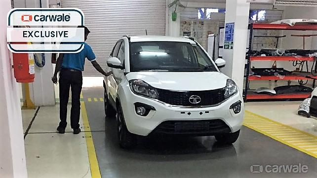 Compact SUV Tata Nexon Launch in Second Half of 2017