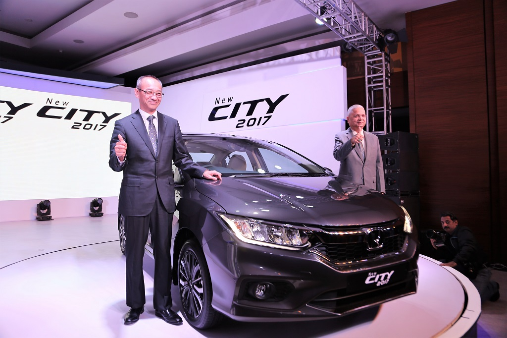 Launched 2017 city prices pics engine fuel efficiency for Value car motor city