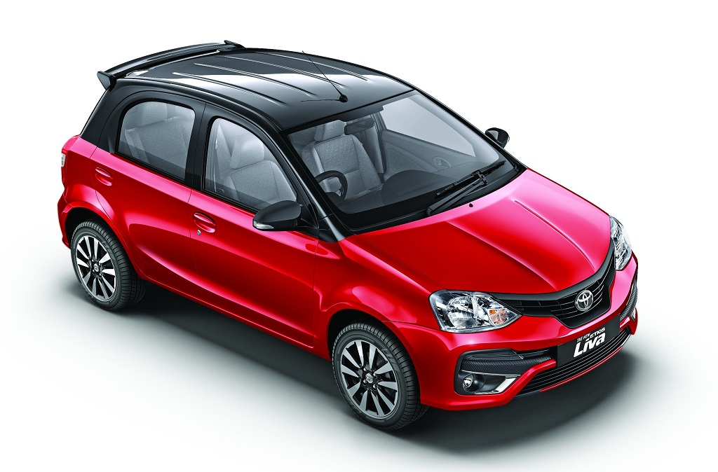 Launched Dual Tone Etios Liva Price Pics Features