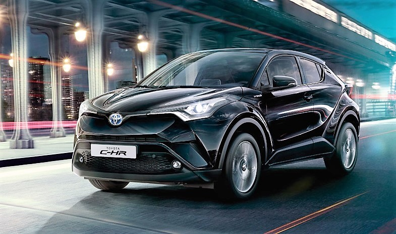 Toyota C-HR pic
