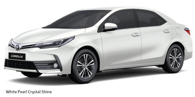 Corolla Altis Price pics