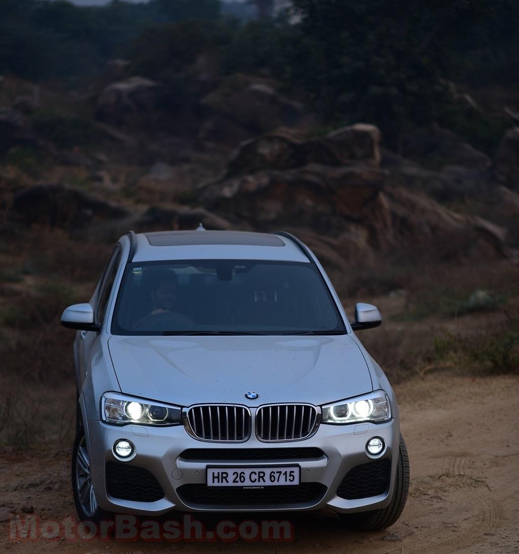 Bmw Xdrive M Sport: Triple X: BMW X3 XDrive 30d M Sport Review