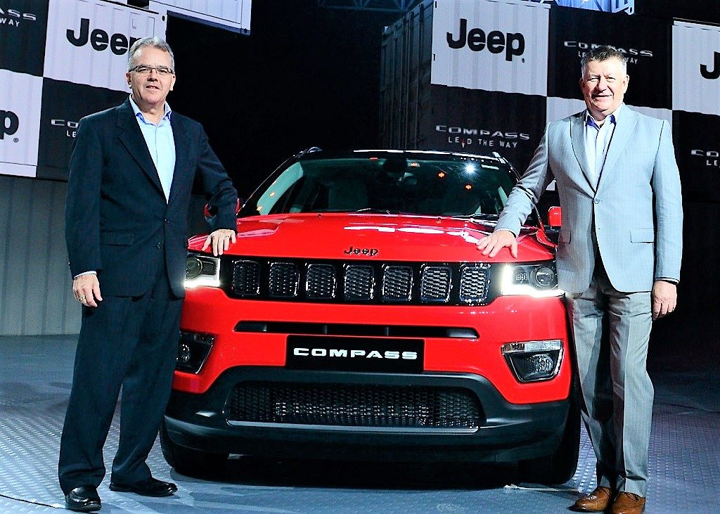 launched jeep compass price pics engine specs details. Black Bedroom Furniture Sets. Home Design Ideas