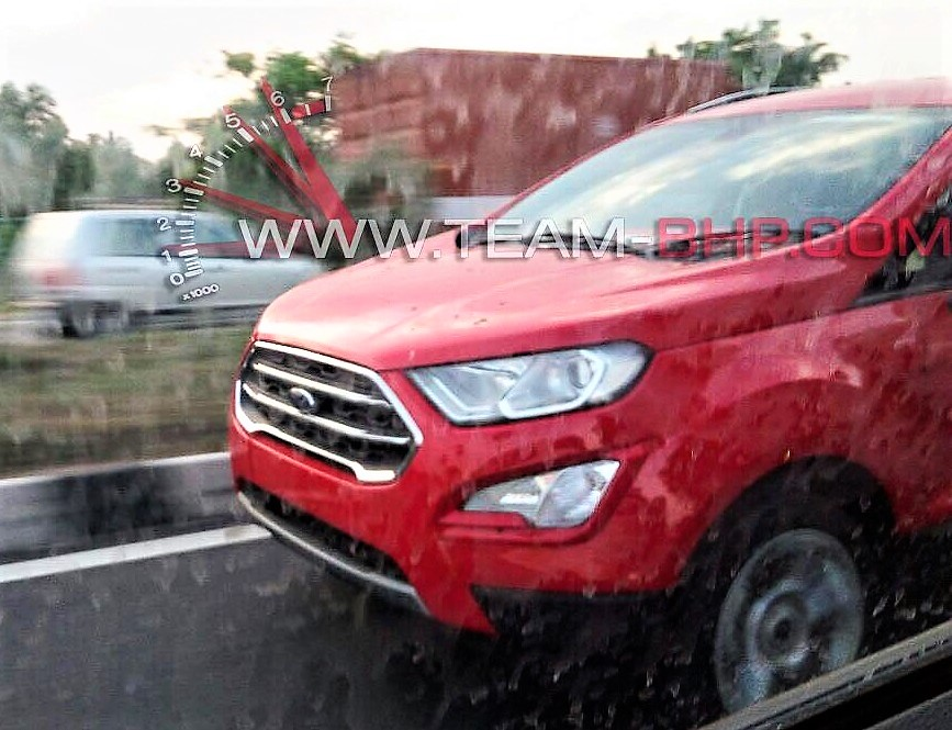 Ecosport facelift launch