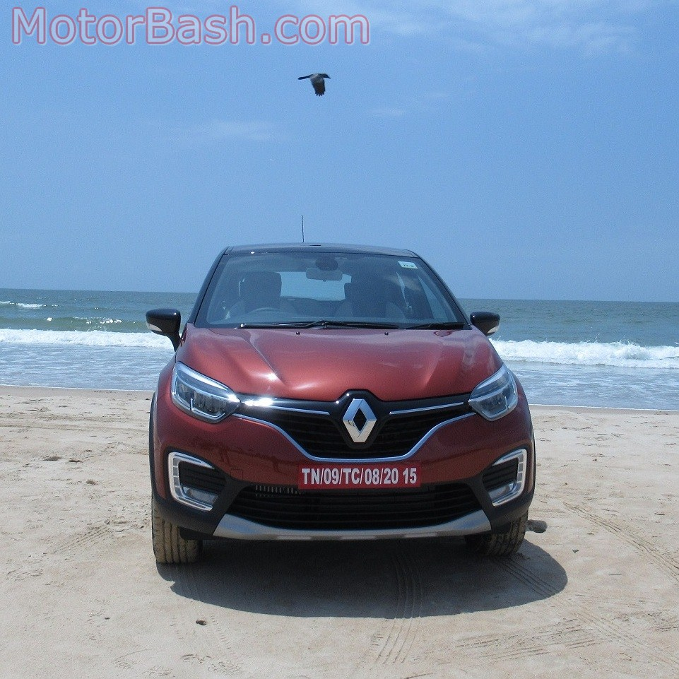 Captur review