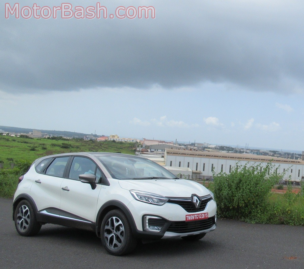 Renault Captur White