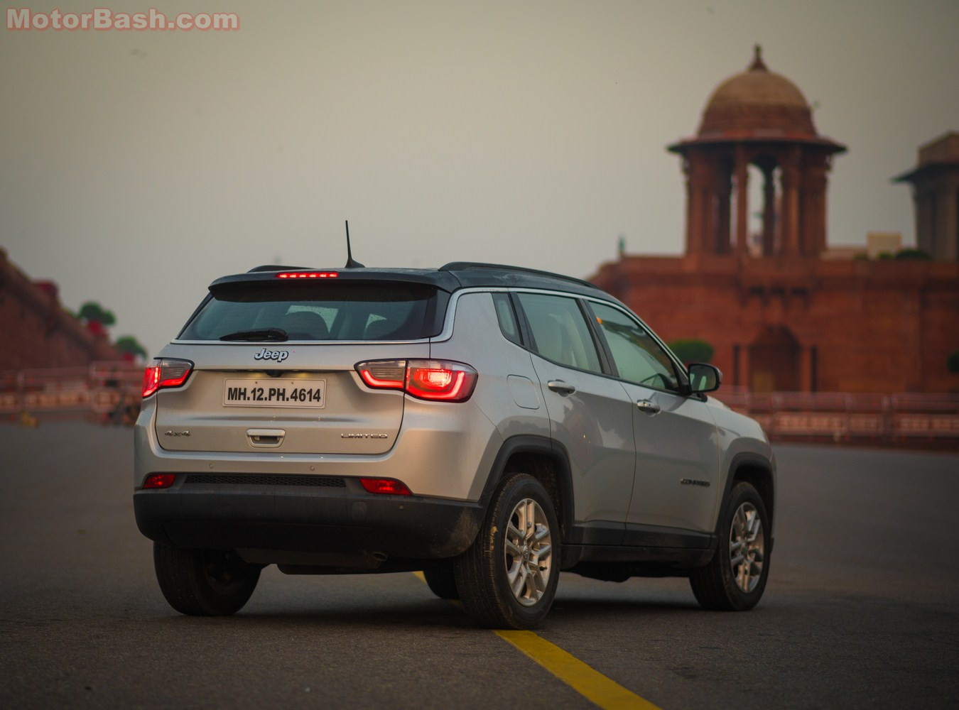 Jeep Compass 4x4 Review