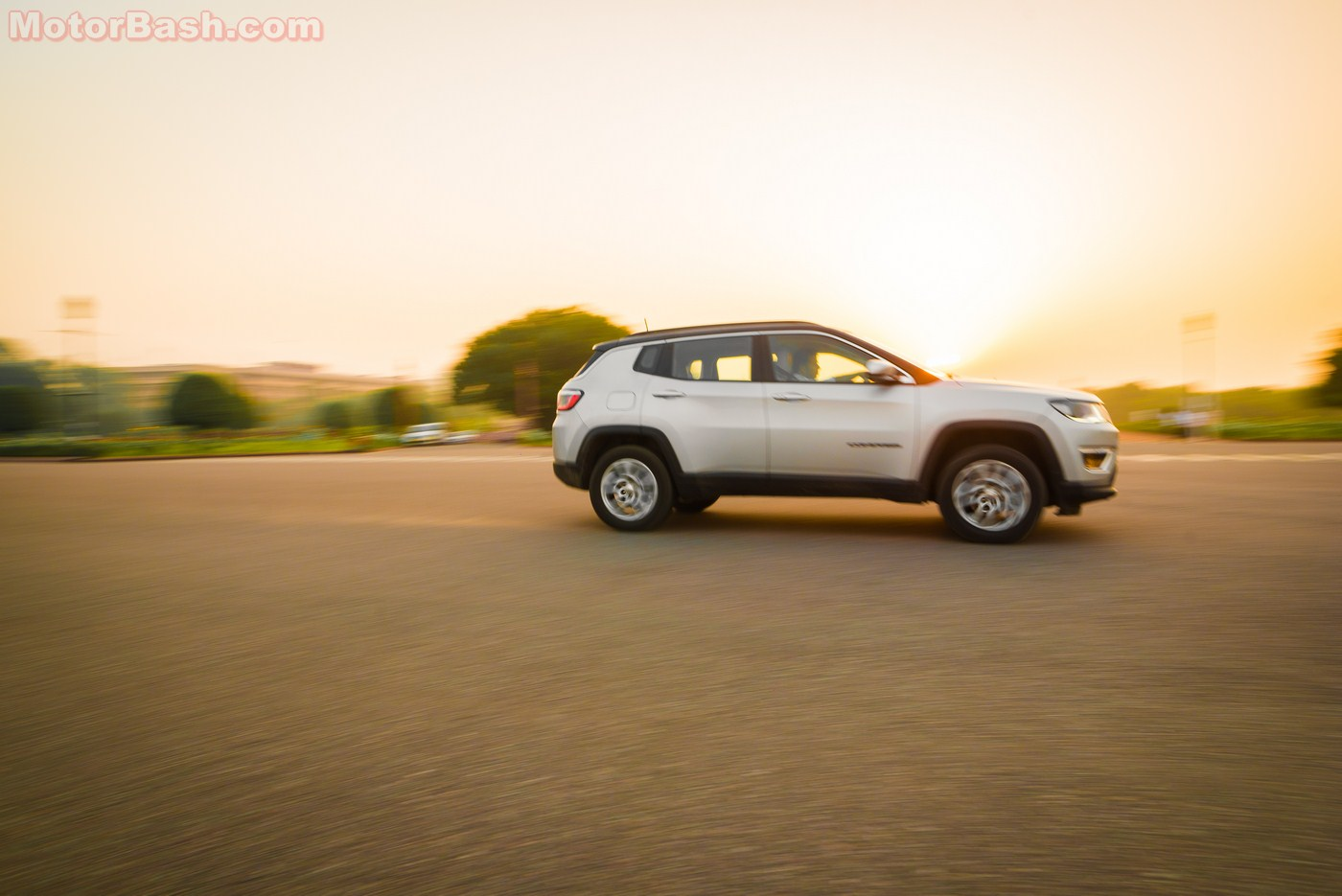 Jeep Compass Review Handling