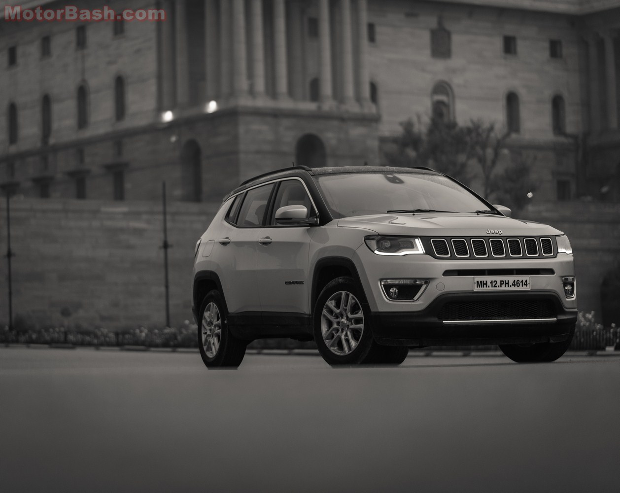 Jeep Compass Review Top End 4x4