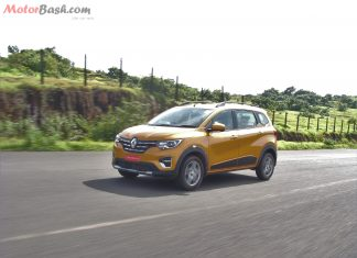 Renault Triber Review