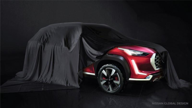 Nissan Magnite launch