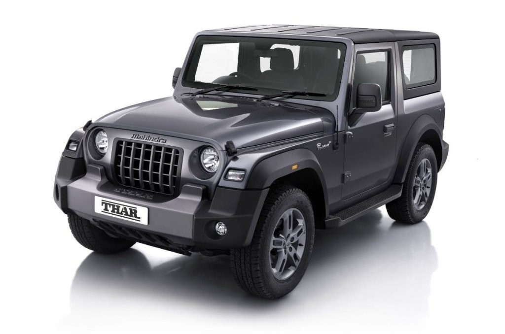 2020 Thar Prices