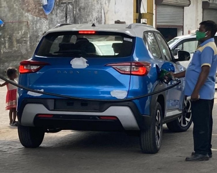 Nissan magnite launch date