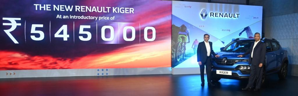 kiger price